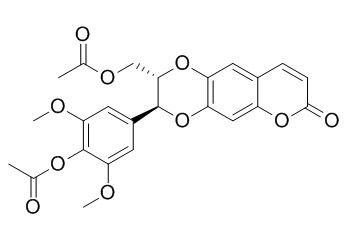 Moluccanin diacetate