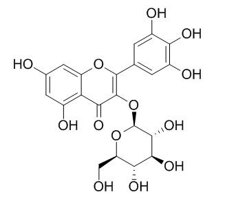 Myricetin 3-O-beta-D-glucopyranoside