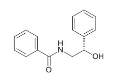 N-Benzoyl-2-hydroxy-2-phenylethylamine