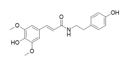 N-trans-Sinapoyltyramine