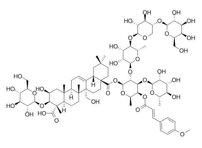 远志皂苷B