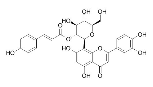 Orientin 2''-O-p-trans-coumarate