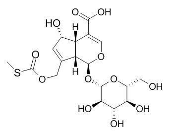 Paederosidic acid