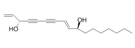 1,8-十七碳二烯-4,6-二炔-3,10-二醇