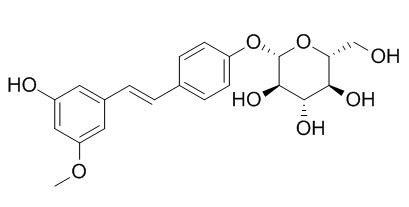 Pinostilbenoside