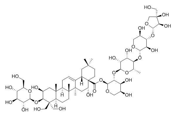 桔梗皂苷D