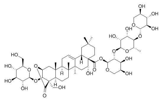 Platycoside M3