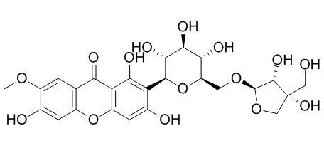 远志山酮III