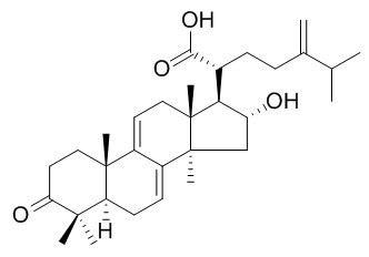 Polyporenic acid C