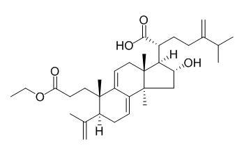 Poricoic acid AE
