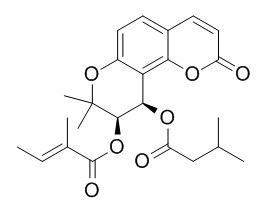 Praeruptorin C