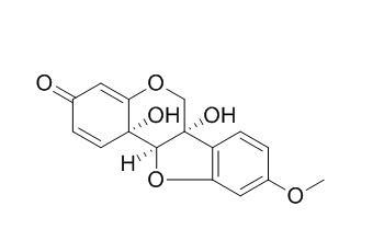 Pterocarpadiol B