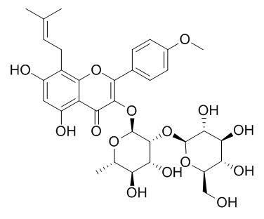 Sagittatoside A