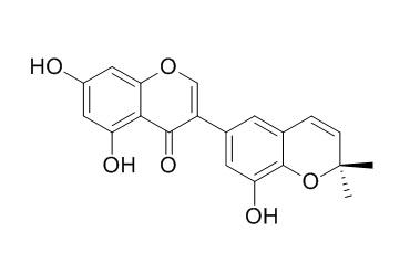 Semilicoisoflavone B