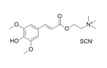 Sinapine thiocyanate
