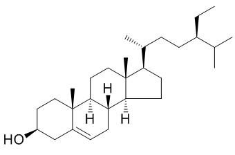 β-谷甾醇