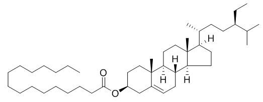 β-谷甾基十六烷酸酯,棕榈酸谷甾醇酯