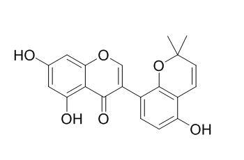 Sophoraisoflavone A