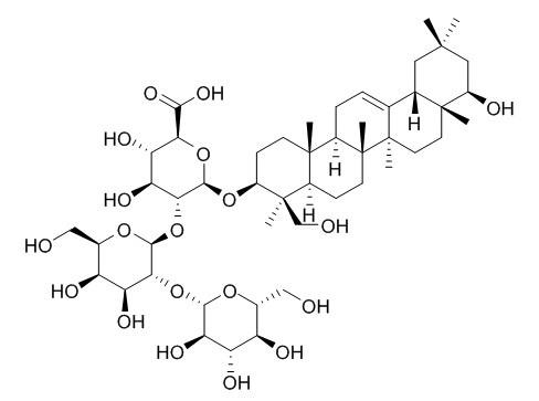 大豆皂苷 Ba