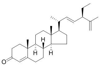豆甾-4,22,25-三烯-3-酮