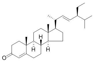 豆甾-4,22-二烯-3-酮