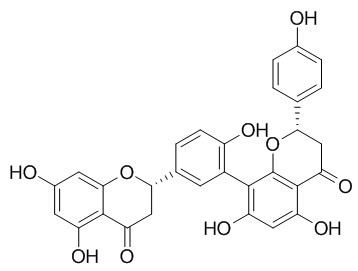 Tetrahydroamentoflavone