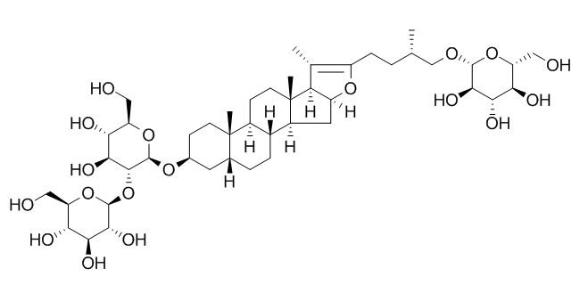 知母皂苷C
