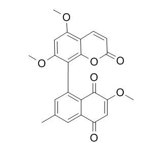 Toddacoumaquinone