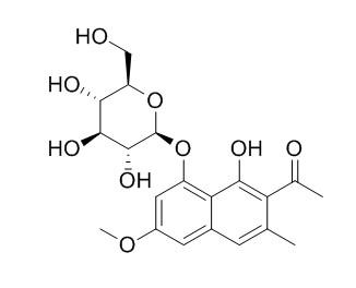 Torachrysone 8-O-glucoside
