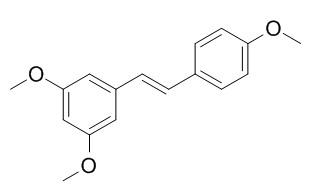 Trimethoxystilbene