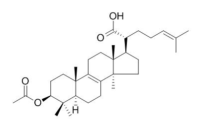 Tsugaric acid A