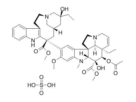 硫酸长春碱
