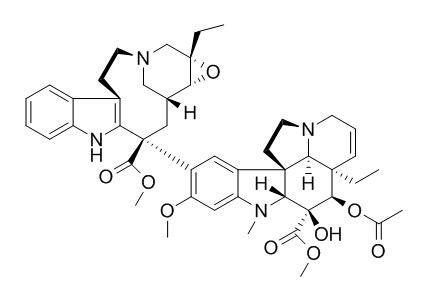 环氧长春碱,长春素