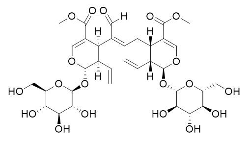 (Z)-Aldosecologanin (Centauroside)