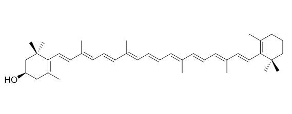 β-隐黄素