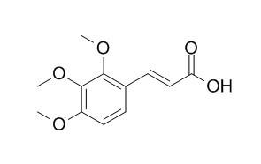 2,3,4-三甲氧基肉桂酸